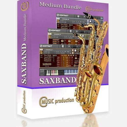Cmusic SAXBAND Medium