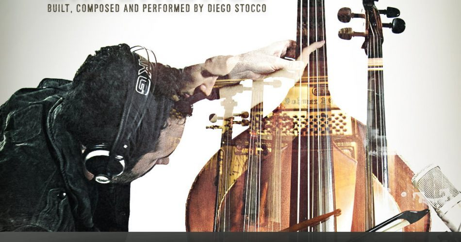 Diego Stocco Experibass Producers Edition