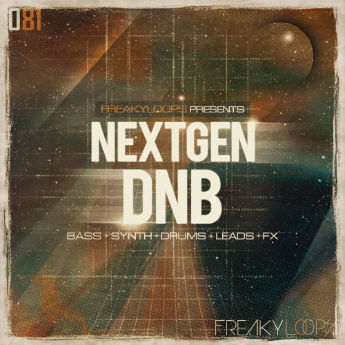 Freaky Loops Next-Gen DnB