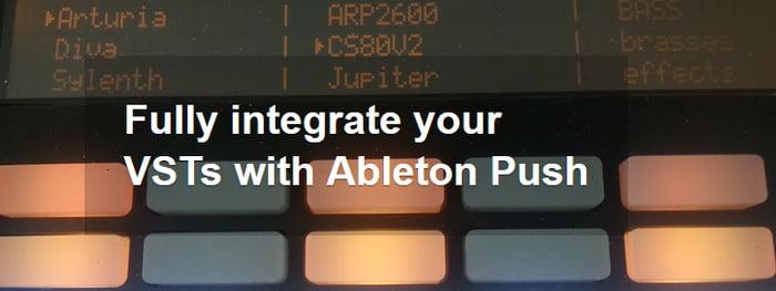 mabelton push integration pack