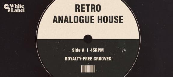 Sample Magic Retro Analogue House