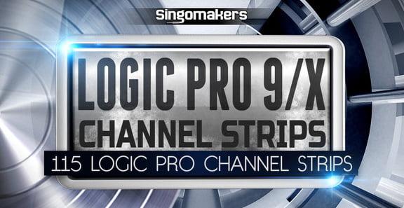 Singomakers Logic Pro 9/X Channel Strips