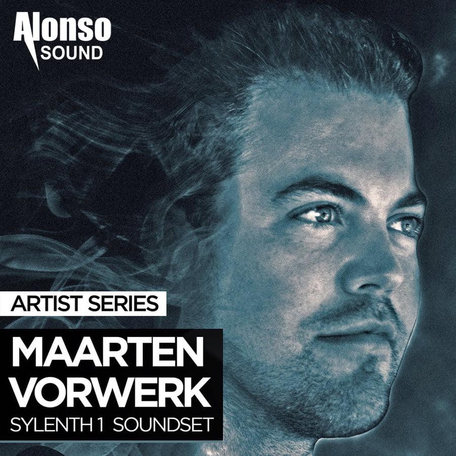Alonso Sound Maarten Vorwerk Sylenth1 Soundset