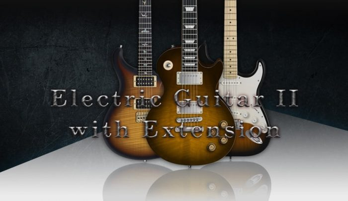 AmpleSound Ample Electric Guitar II
