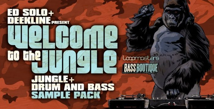 Bass Boutique Welcome to the Jungle