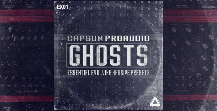 CAPSUN ProAudio Ghosts