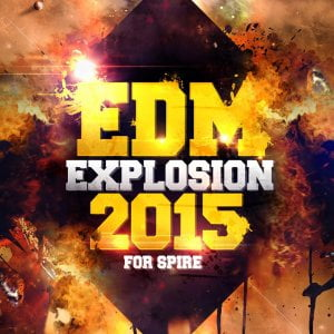 Mainroom Warehouse EDM Explosion 2015 for Spire