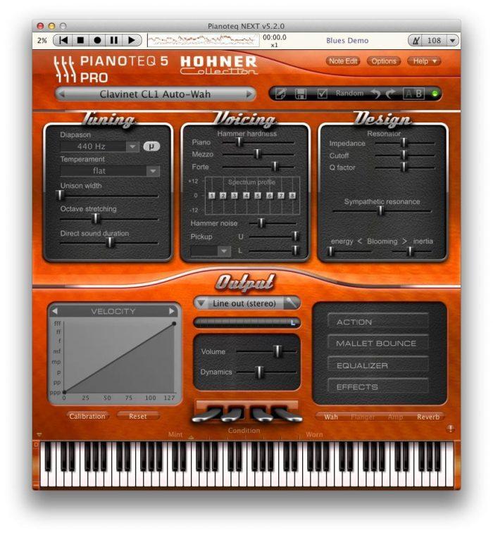 Modartt Pianoteq Hohner Collection