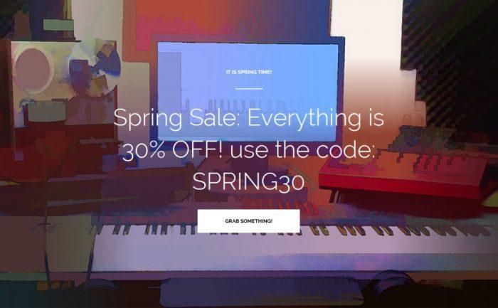Musicrow Spring Sale