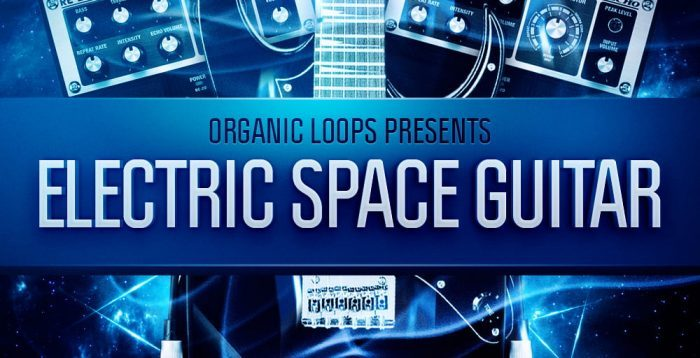 Organic Loops Electric Space Guitar