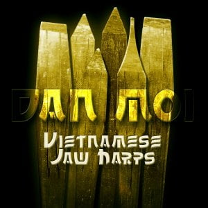 Precisionsound Dan Moi Vietnamese Jaw Harps