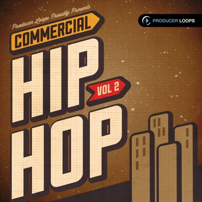 Producer Loops Commercial Hip Hop Vol 2