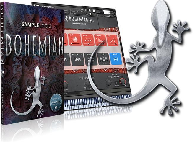 Sample Logic Bohemian promo