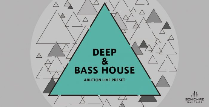 Sonicwire Deep & Bass House Ableton Live pack released