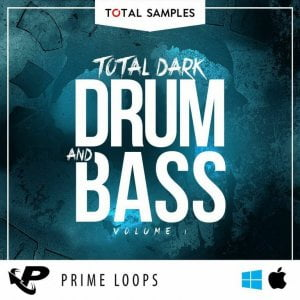Total Samples Total Dark Drum and Bass Vol 1