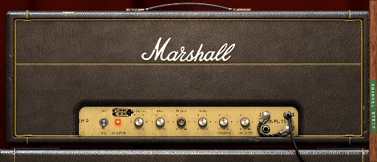 Universal Audio Marshall Plexi