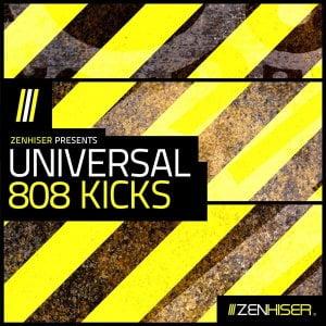 Zenhiser Universal 808 Kicks