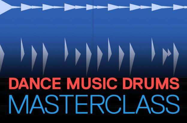 ADSR EDM Dance Drums Masterclass