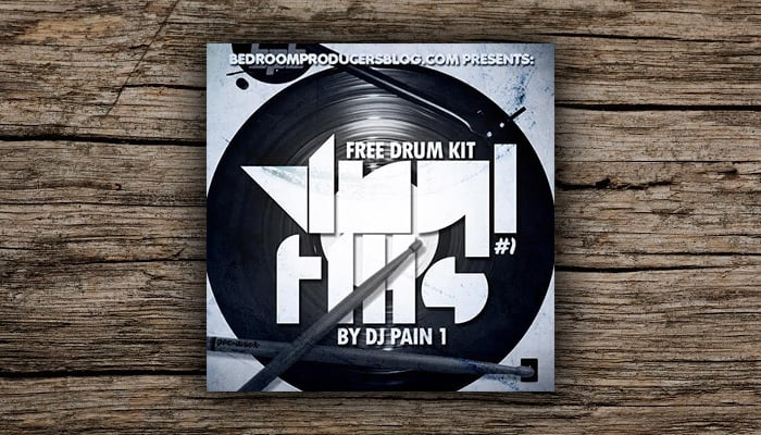 DJ Pain Vinyl Fills #1