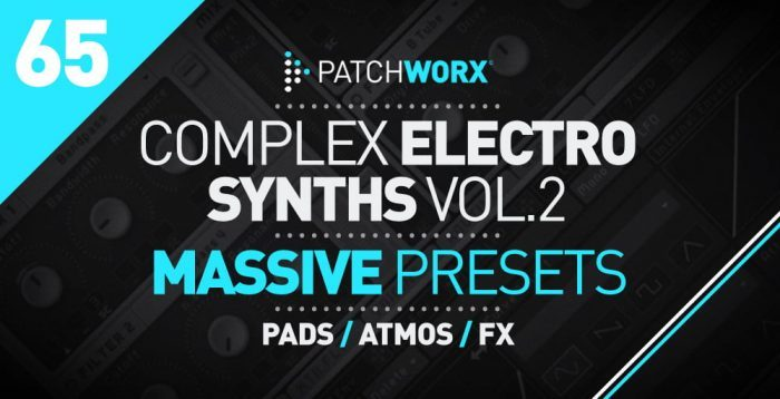 Loopmasters Complex Electro Synths Vol 2