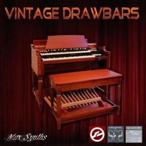 MaxSynth Vintage Drawbars