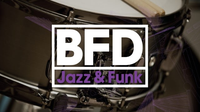 Nucleus SoundLab BFD Jazz and Funk