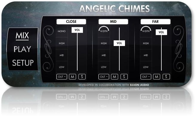 Orange Tree Samples Angelic Chimes