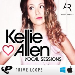 Prime Loops Kellie Allen Vocal Sessions