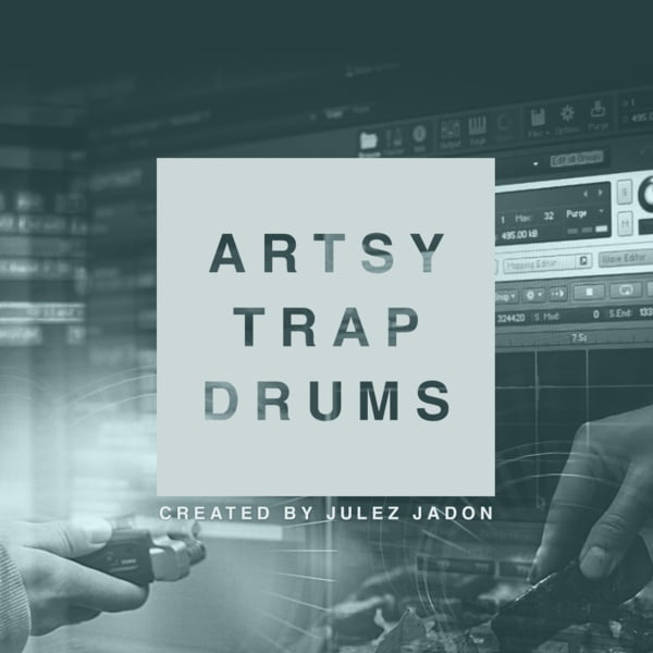 Producers Choice Artsy Trap Drums