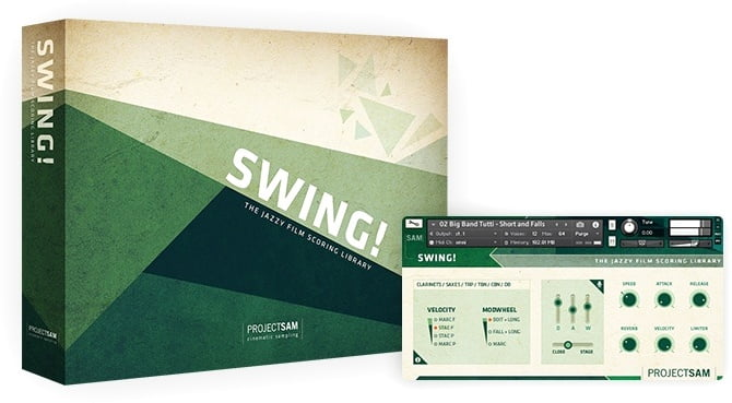 ProjectSAM Swing