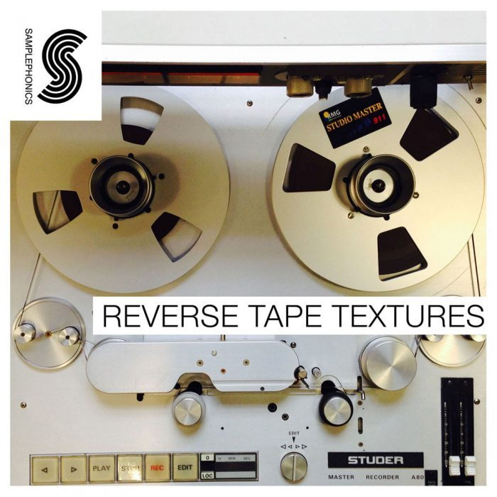 Samplephonics Reverse Tape Textures