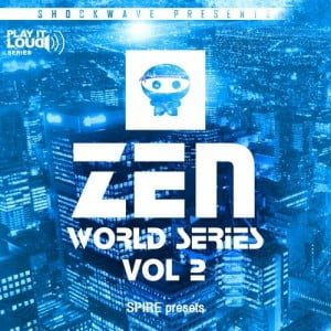 Shockwave Zen World Series Vol 2 Spire