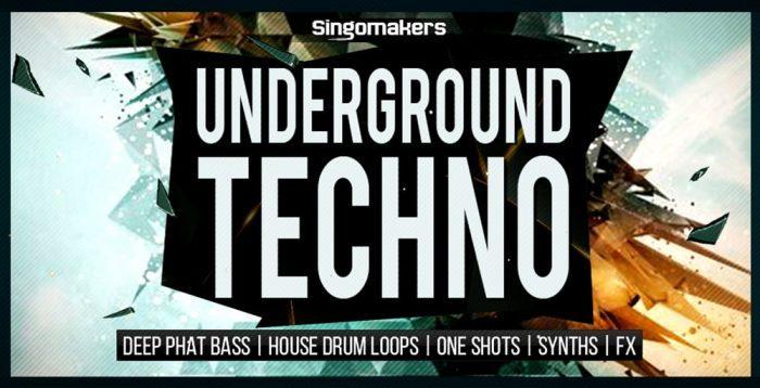 Singomakers Underground Techno 2015