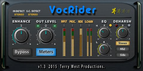 Terry West VocRider 1.3