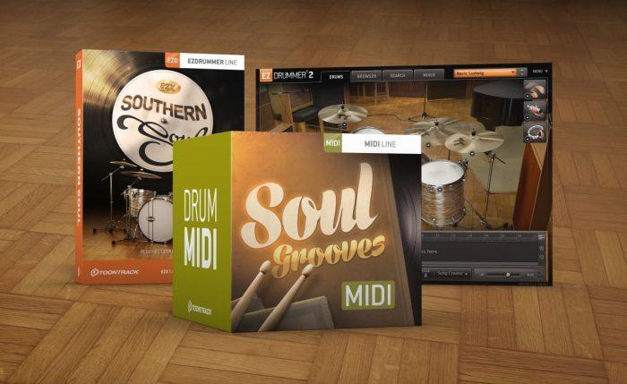 Toontrack Soul Grooves MIDI