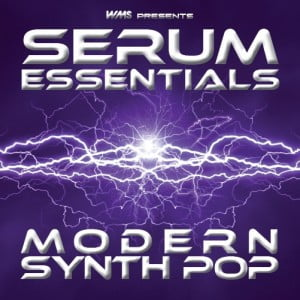 WMS Serum Essentials Modern Synth Pop