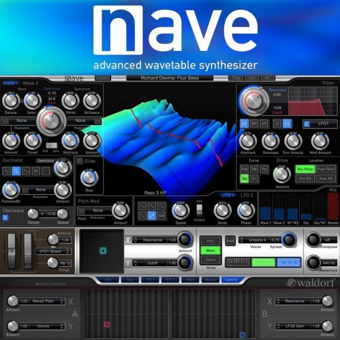 Nave synth