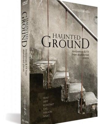 Zero-G Haunted Ground