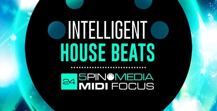 5Pin Media Intelligent House Beats