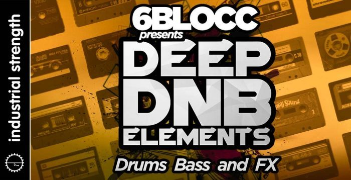 6Blocc Deep DnB Elements