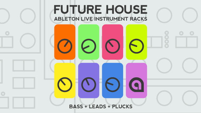 Abletunes Future House Racks