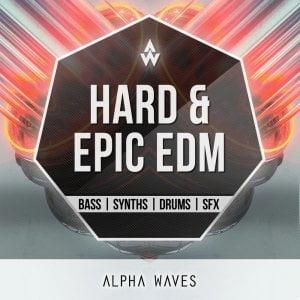 Alpha Waves Hard & Epic EDM