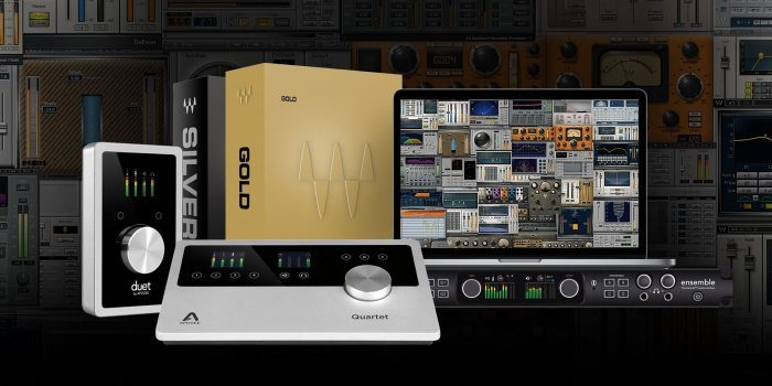 Apogee Waves Gold Silver