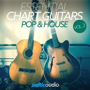 Baltic Audio Essential Chart Guitars Vol 2