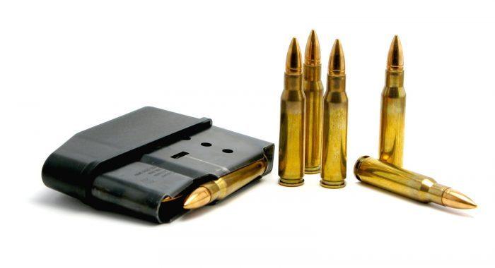 Chuck Russom FX Bullets