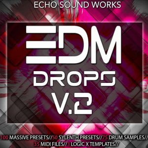 Echo Sound Works EDM Drops V2