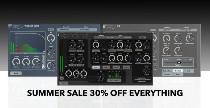 Exponential Audio Summer Sale