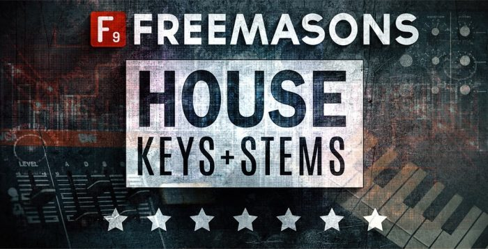 F9 Audio Freemasons House Keys + Stems