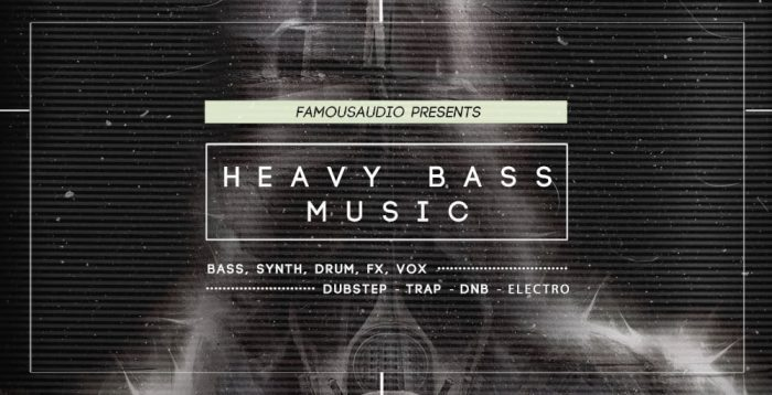 Famous Audio Bass Heavy Music