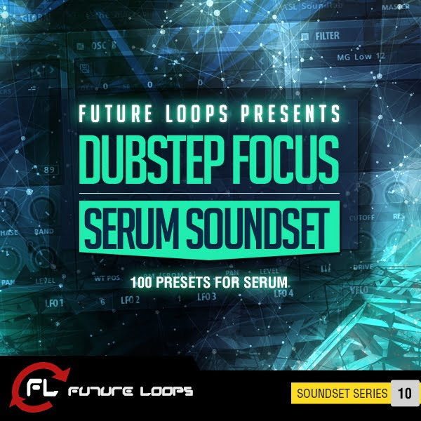 Future Loops Dubstep Focus